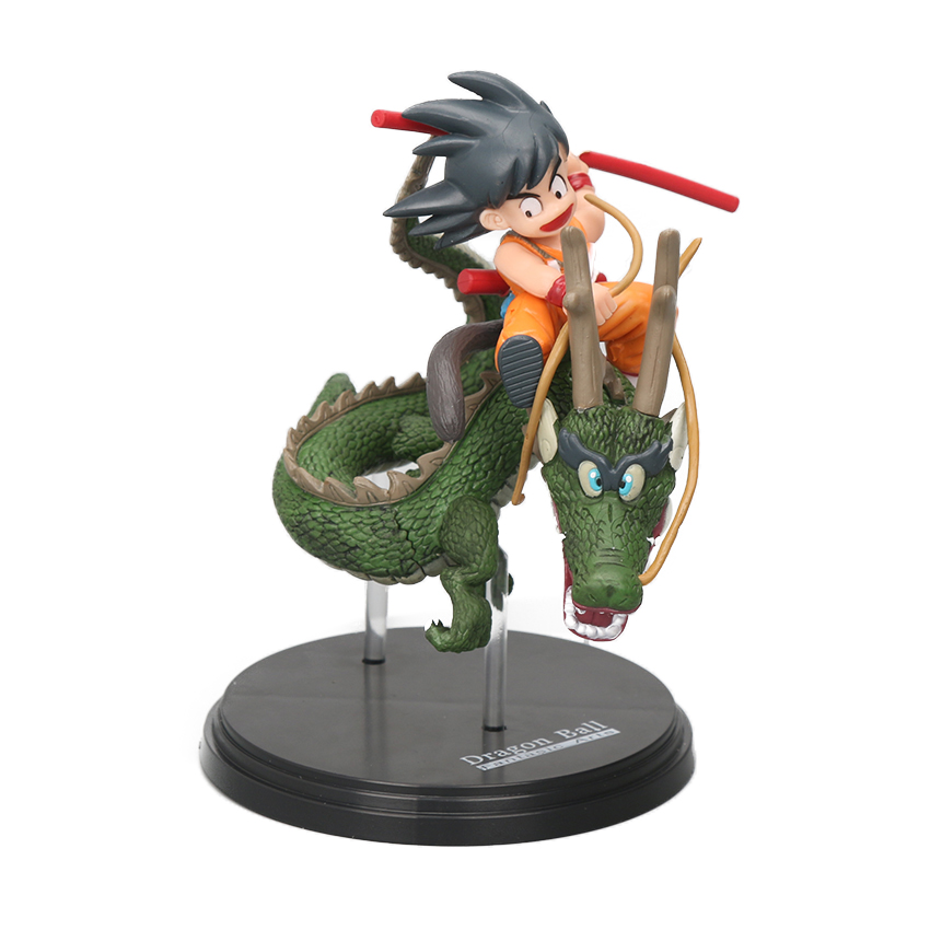 Games Museum Goku Shenron PVC Action Figure Dragon Ball Z Son Gokou Collection Model Dolls Toys Dragonball Z GT Toys Figuren 1