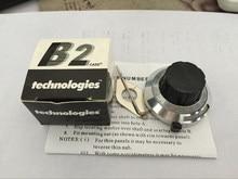 10 шт. рекламный 46 мм B2 прецизионный потенциометр ручка циферблата Регулируемое сопротивление Многооборотная ручка 3590S