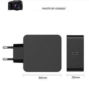 Image 3 - 65W 45W Tipo C PD Caricatore USB C Erogazione di Potenza Caricabatteria per Macbook Pro Air Xiaomi Notebook Aria pro Adattatore del Caricatore