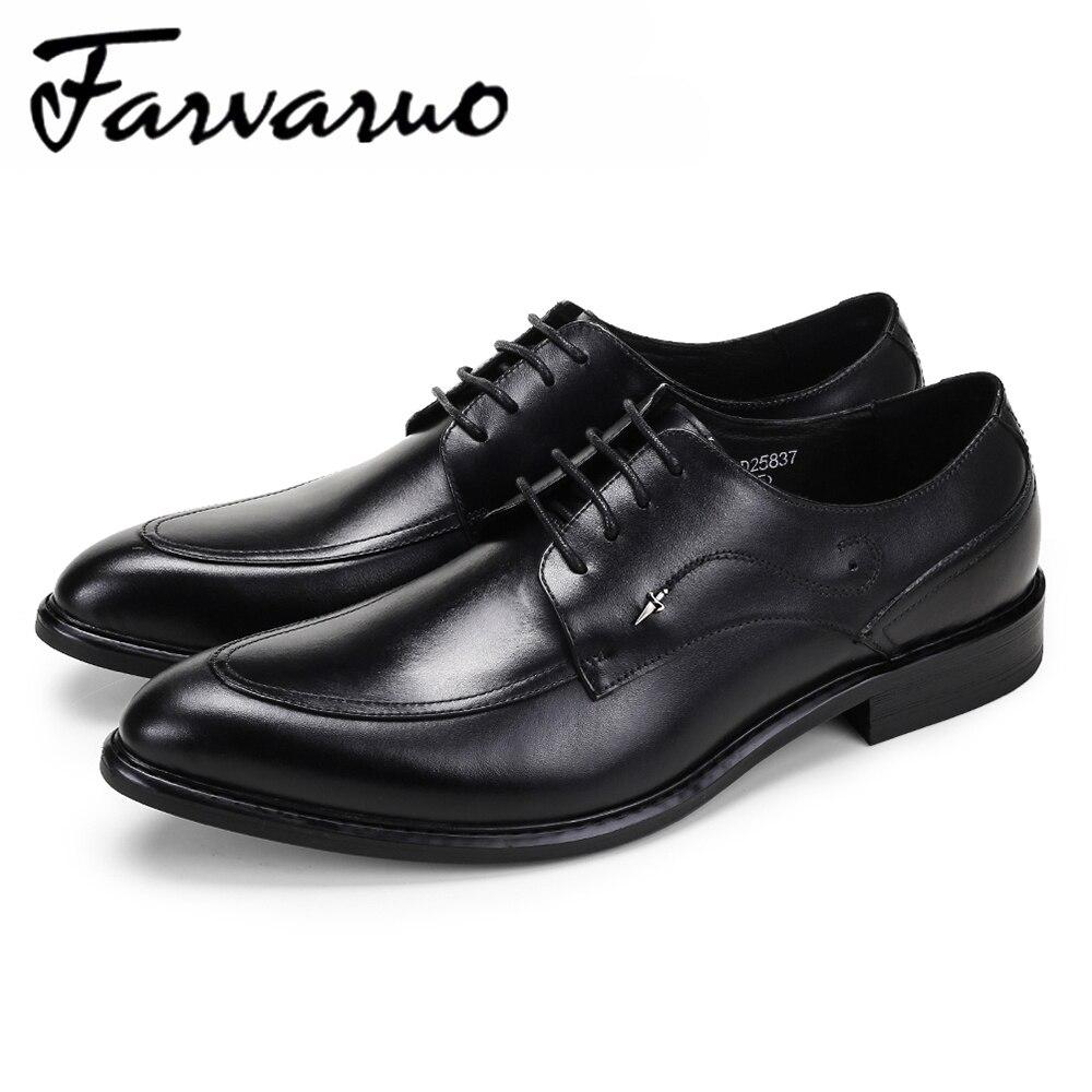 Farvarwo Wedding Dress Shoes Men Oxford Shoes For Men's