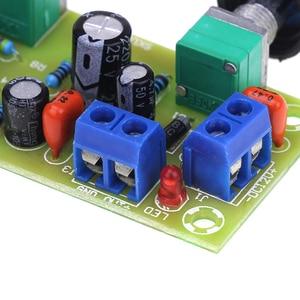 Image 3 - Placa amplificadora de frequência subwoofer, subwoofer 22hz 300hz placa de filtro de frequência para diy kit de