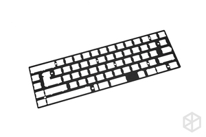 Image 2 - Piastra in acciaio inox per xiudi xd68 65% custom tastiera Tastiera Meccanica Piastra di supporto xd68