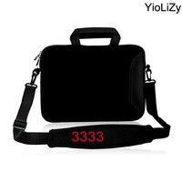 Notebook Shoulder Bag 10 12 13 14 15 17 Computer Briefcase Laptop Messenger Bag For Macbook