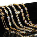[Yinfeng]2016 New Fashion Gold Bracelets & Bangles  AAA Zircon Bride Bracelet Bangle For Women's Birthday's Gifts