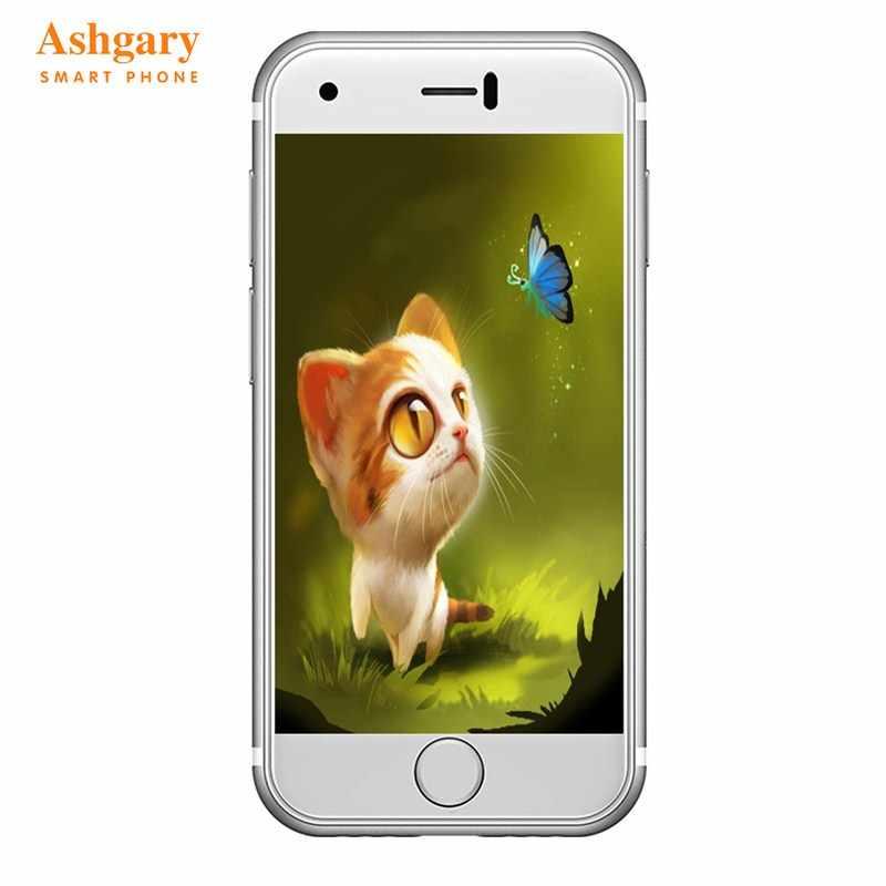 Original Homtom HT16 5 0 inch Smartphone Android 6 0 MTK6580