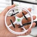HC615 Drone Nano RC Quadcopter Мини Вертолет 3D Flip НЛО со СВЕТОДИОДНОЙ Подсветкой Пульта Дистанционного Управления Игрушки Kid Подарок детский