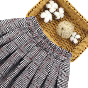 Image 5 - בנות בגדי פסים בגדי ילדים חליפות תחרה חולצה + חצאית 2pcs נער בגדי ילדי ערכות בגדים עבור 6 8 10 12 13 14