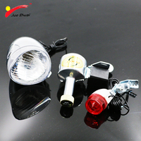 Bicycle Dynamo Set No Batteries Needed Cycling Bike Accessories Including Front Light Rear Lamp Dynamo Safety