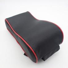 Coche De Espuma de memoria cubierta apoyabrazos consola central del vehículo universal caso cojín apoyabrazos cuadro apoyabrazos coche almohadilla de protección pad