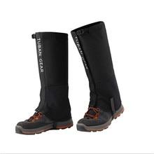 Водонепроницаемая уличная скалолазание походы Снежная Лыжная обувь покрытие для ног ботинки снаряжение обувь Лыжная Спортивная ножная Крышка для снежного дождливого дня#2s14# FFN