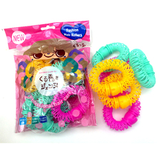 6 pcs/set New Hair Styling Roller Hair dress Magic Bendy Curler Spiral Curls DIY Tool large size 19cm (L)x 1.8cm Accessories