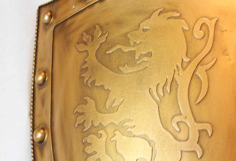 Средневековый Ретро орнамент железные щиты настенный креативный бар ресторан кафе витрина Рекомендуемые украшения салон groggery