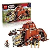 IN Stock Lepin 05069 UCS Series The Federation Transportation Tank MTT Children Building Blocks Bricks Toys