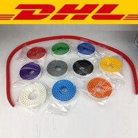 New 100pcs Mixing1 5 92cm Kids Adults DIY Silicone Building Blocks Base Dots Adhesive Plastic Tape