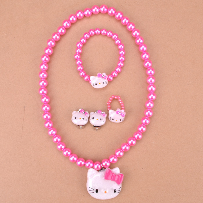 XUANRAN Lovely Kitty Cat Jewelry s