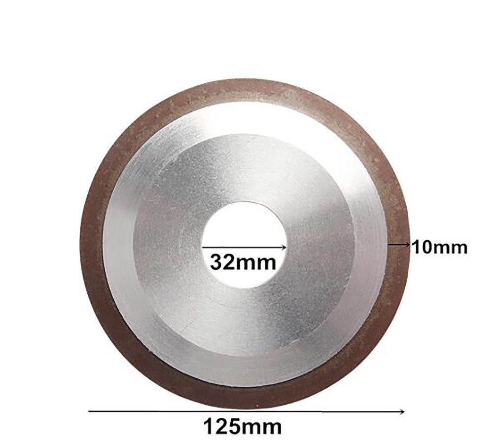 Aukštos kokybės 1 vnt laipsnio deimantinis diskas PDX 125 mm - Abrazyviniai įrankiai - Nuotrauka 2