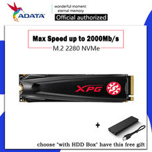 ADATA XPS GAMMIX S11 Lite M.2 SSD M2 SSD Hard Drive HD SSD 1TB 256GB 512GB Solid State Hard Disk HDD NVMe PCIe 2280 for Laptop(China)