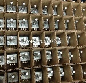 Image 4 - 送料無料1ピース10 k 20 k 50 k 100 k 250 k 500 k日本alps rk27ダブルステレオポテンショメータ10〜500KAX2 rk27ロータリースイッチ