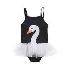 Toddler Kids Girls Swimwear Bathing Suit Tankini Bikini Baby One Piece Swimsuit Beachwear 1-6Y недорого
