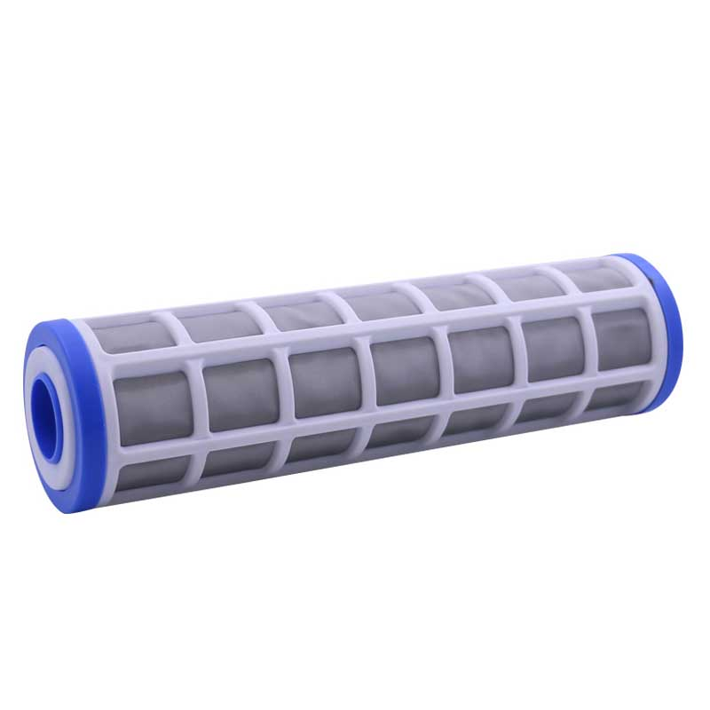 Water Filter Accessories 10 inch SS304 Pre-Filter Core 40 Microns Stainless Steel Wire Mesh Insert 10 Water Filter Housing 10 stainless steel water filter housing for high temperature water filter system