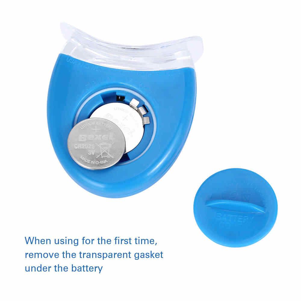 Горячий набор для отбеливания зубов Гигиена полости рта уход стоматологический отбеливатель для зубов отбеливание зубной отбеливающий гель карбамид перекись лампа с холодным светом