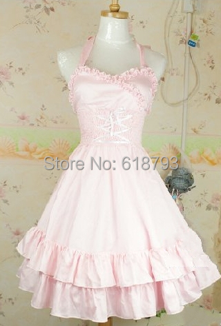 Anime home ACG329 new sweet dress queen princess lolita dress female cosplay Costumes for cute girl