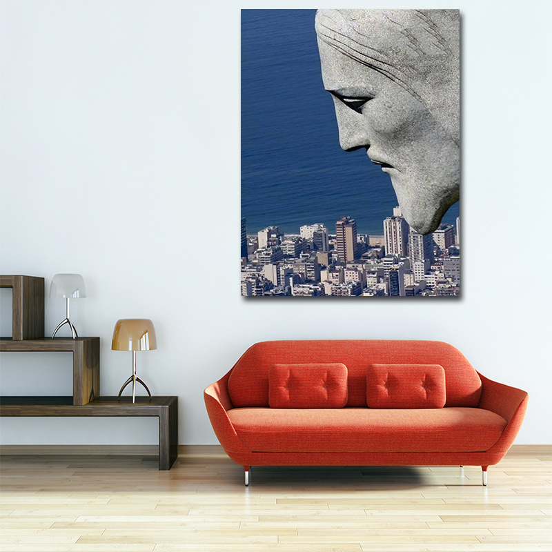 MUTU Art  Canvas Printing Landscape Rio De jJaneiro pPontos Turisticos   Pictrue Living Room Decoration Poster On Canvas