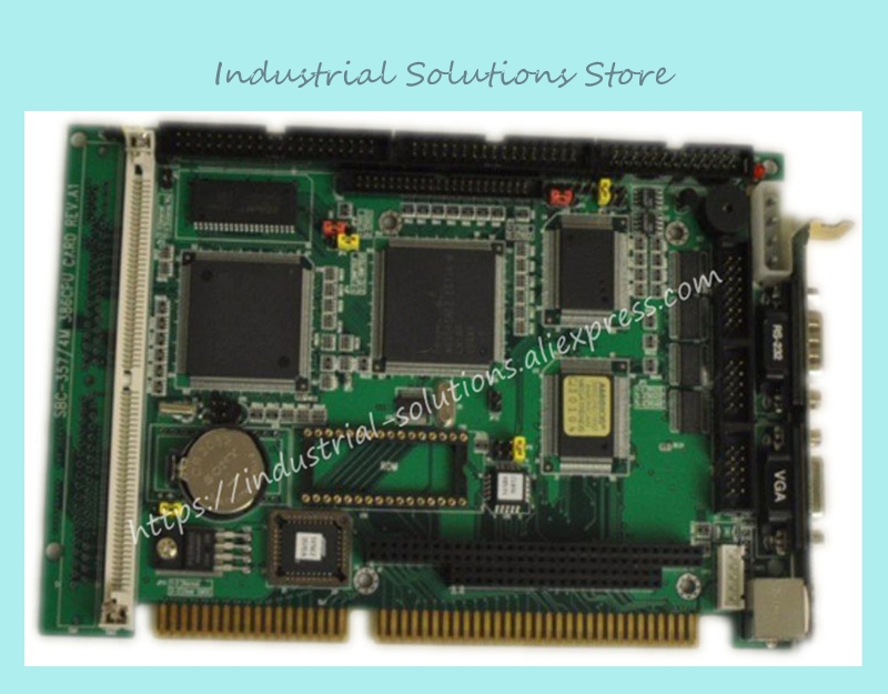 SBC-357 Motherboard 100% tested perfect quality meziere wp101b sbc billet elec w p