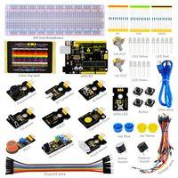 NEW Keyestudio Sensor Kit K1 For Arduino Starters With UNO R3 Board