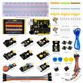 ¡Nuevo! Kit-K1 De Inicio Del Sensor Keyestudio Para Programación De Aprendizaje De Educación Arduino Con UNO R3  DS18B20  Receptor IR  TRANSMISOR IR
