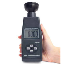 Big sale Digital Control  Flash Frequency Stroboscope Tachometer Meter / Speed Measuring Instruments Tool