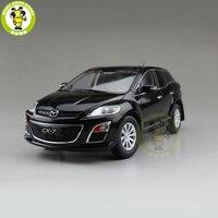1/18 Mazda CX 7 CX 7 Diecast Metal Car SUV Model Toy Boy Girl Gift Collection Black