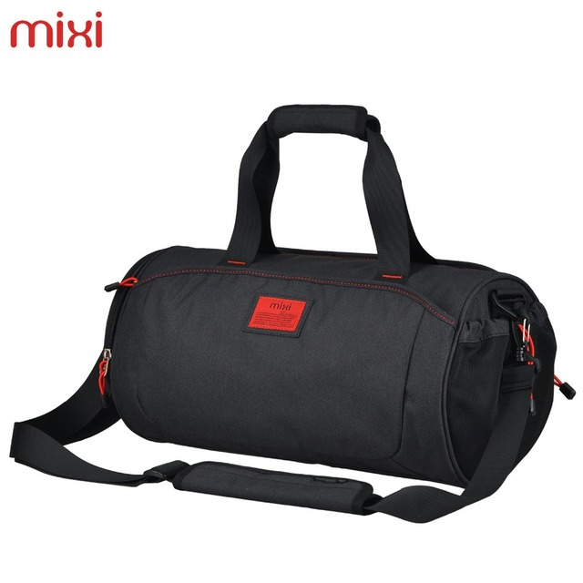44cb64305a Mixi High Quality Large Capacity Men s Travel Bag Sports Style Portable Travel  Handbags Shoulder Cross Body Gym Bag Fitness Bag