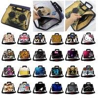 10 11.6 13 13.3 17.3 14 15 15.6 17 Inch Laptop Shoulder Bag sleeve Notebook Case Messenger Computer Bag for ipad macbook A1