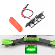 1pcs 5V Taillight LED Board With Lampshade For QAV250 210 280 FPV Multicopter Quadcopter