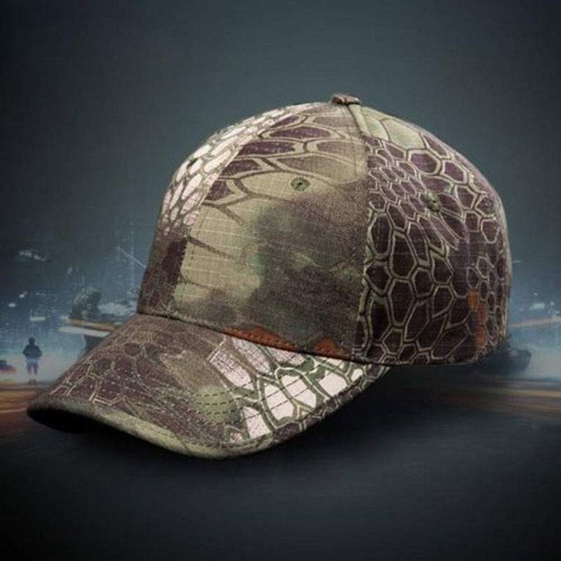 1pcs Camouflage Outdoor Military Army Sport Baseball Cap