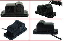 Авто Резервное копирование камера с обратной датчик провод подходит для универсальных машин черный принести 170 стекло HD ПЗС объектива