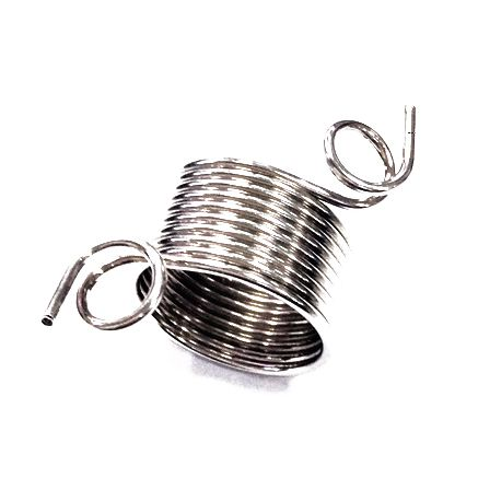 Beautiful House Store SKC 1x DIY knitting tool finger lead device Silver