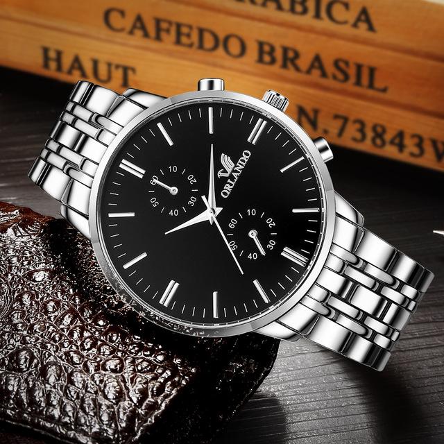 Top Brand Luxury Analog Men  Wristwatch