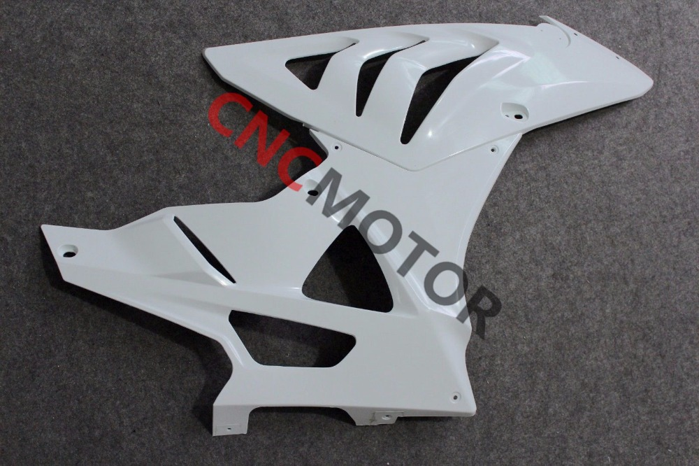 2 Pieces Unpainted Raw Right Side Panel Fairing Kit for BMW S1000RR 2009-2014 09-10-11-12-13-14 зажимы apex hic mono kit raw