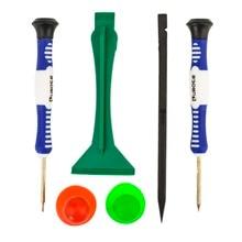Nuevo desmonte destornillador de herramientas de apertura Kits Set BST-598 para el iPad reparación y desmontaje