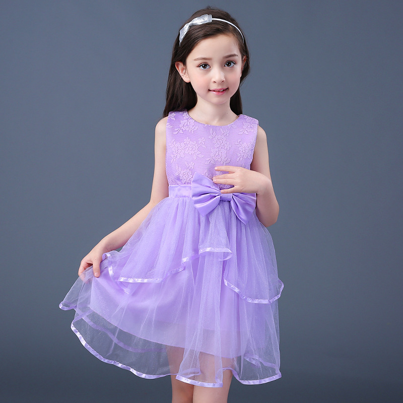 Kids Girls Flower Dress Baby Girl Butterfly Birthday Party Dresses Children Fancy Princess Ball Gown Wedding Clothes sleeveless casual dress for girl clothes princess dress baby girls clothes flower ball gown dresses kids birthday party costumes