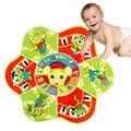 De alta Qualidade Brinquedos Do Bebê Musical Jogar Mat Criança Engatinhando Tapete Cobertor Jogo Tapete Atividade Brinquedos Eletrônicos para Crianças