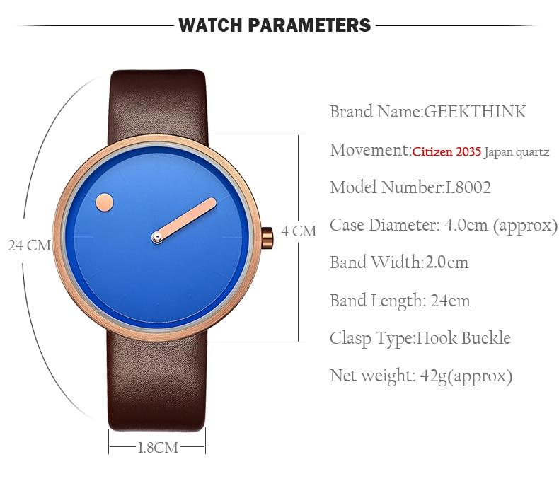 Luxury Designer Brand Quartz Watch Women Leather Casual Ladies Simple Wrist watch Girl Clock Female Creative Gift relogio 7