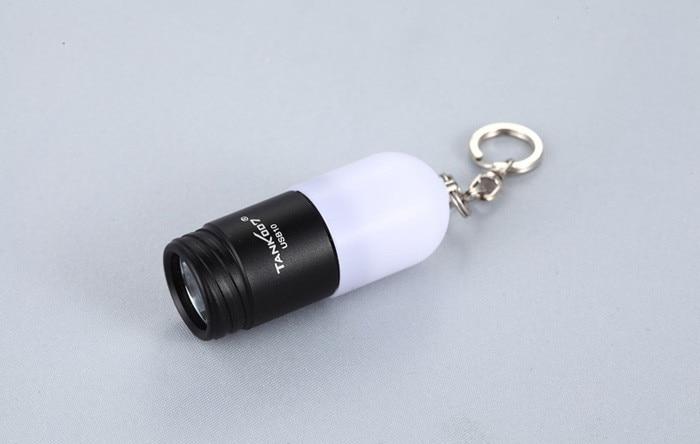 Tank007 USB10 Mini Flashlight Cree Led 1