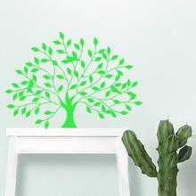 Diy tree Decorative Wall Sticker Waterproof Home Decor For Bedroom Decals Wallpaper