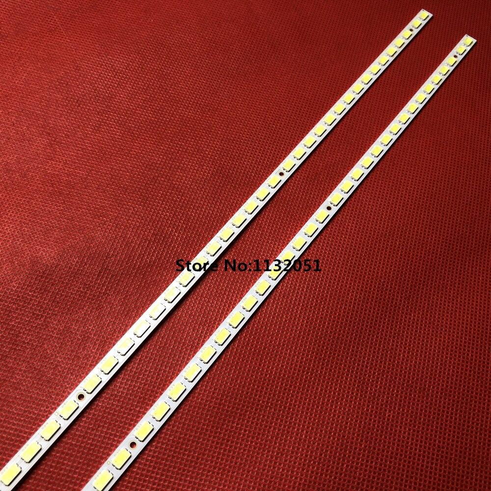 New 2 PCS/lot 60LED 478mm Strip For LG 37LV3550 37T07-02a 37T07-02 37T07006-Y4102 73.37T07.003-0-CS1 T370HW05