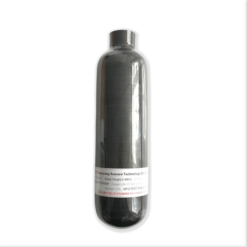 Ac1090 9l Ce 4500psi 30mpa Carbon Faser Luft Zylinder Paintball Tank Pcp Gewehr Paintball Flasche Pcp Air Gun Nachfüllen Acecare Sicherheit & Schutz