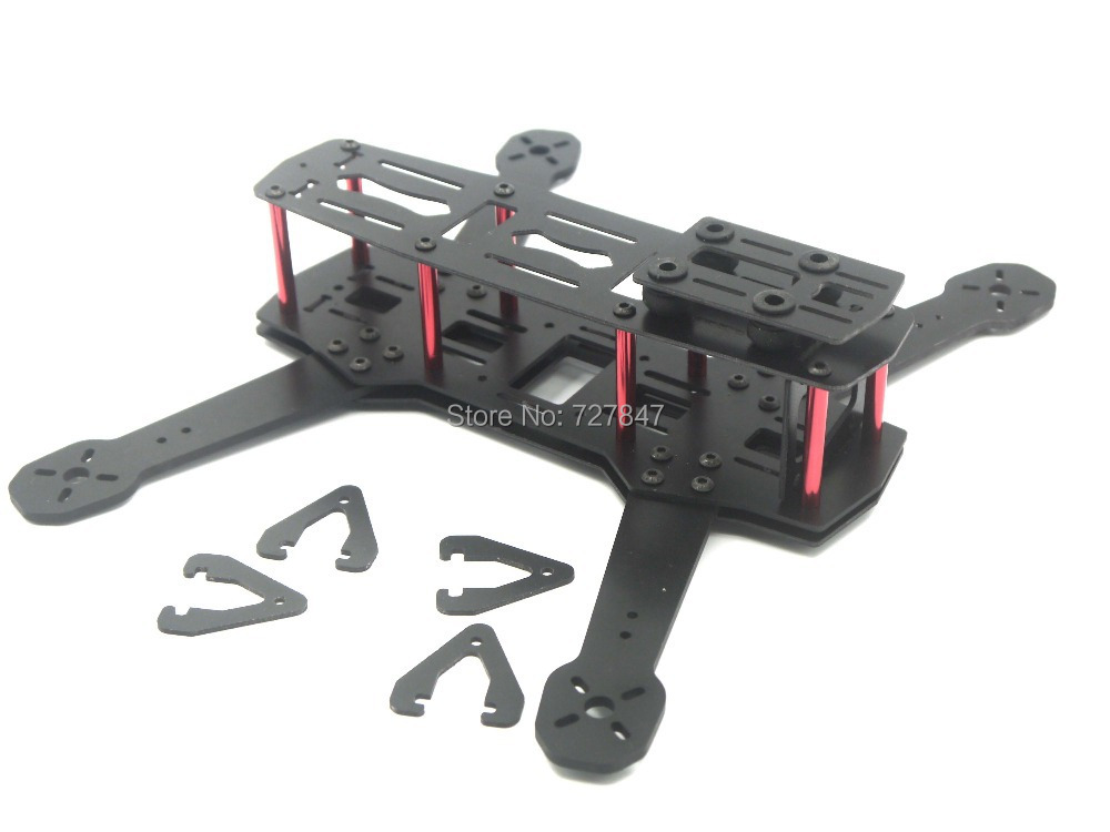 NEW ZMR250 QAV250 Glass Fiber Mini 250 FPV Quadcopter For Quadcopter Racing Cross Drone carbon fiber zmr250 c250 quadcopter