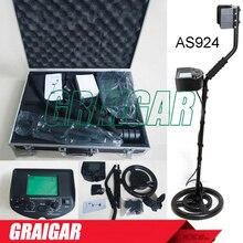 Smart Sensor AS924 Высокое качество подземный детектор металла, глубина обнаружения составляет 2.5 м